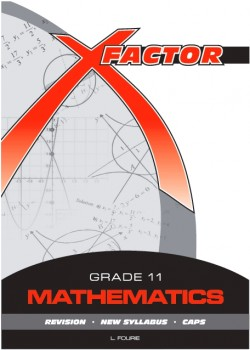 Maths Study Guide for grade 11 (CAPS).