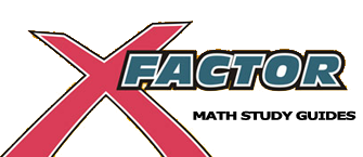 X-Factor Math Study Guides